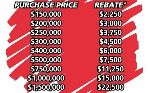 50 Commission Rebate Offer Exclusive Buyer Agreement By Rentcutz