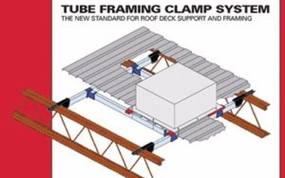 Tube Framing Clamp Systems by Chicago Clamp Company in Broadview ...