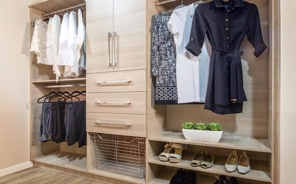 At Classy Closets We Feel That There Is No Closet Too Small, Or Too Big,  That Couldnu0027t Benefit From One Of Our Designs! Whether Your Closet Is A  Reach In Or ...