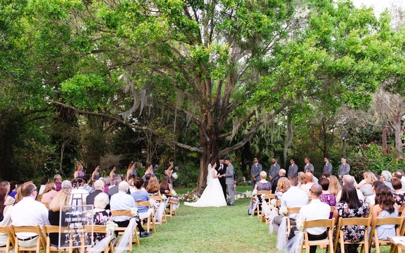 Wedding and event venue by Heathcote Botanical Gardens in Fort ...