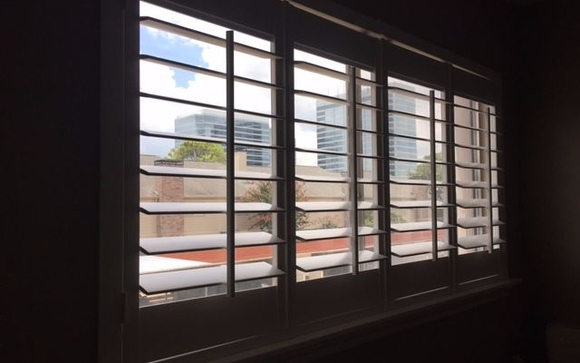 consider locally handcrafted real wood shutters for your windows custom wood shutters can add - Custom Plantation Shutters