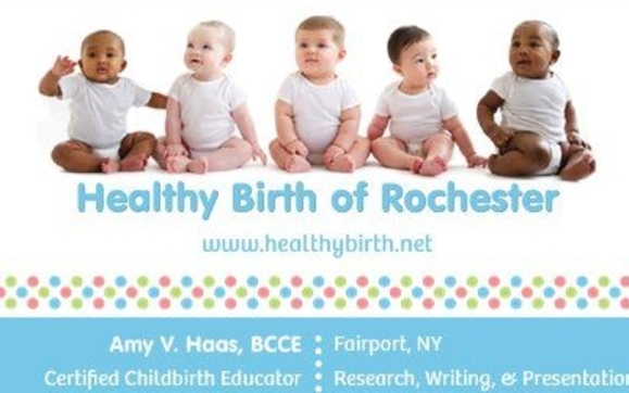 Healthy Birth of Rochester - Bradley Natural Childbirth Classes by ...