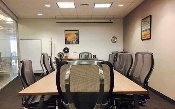 Meeting Room by Regus - New Jersey, Hoboken - Hoboken Riverfront ...
