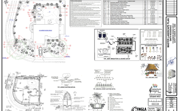 Landscape design by dameron designs in spring hill fl alignable 1509832937 bradley smith blueprint 110 iii excellence in landscape designs consultation malvernweather Images