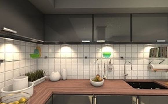 Superior See Your Kitchen And Bathroom Before Itu0027s Built. Interior Design Of Your  Kitchen And Bathroom Done In Immersive Virtual Reality 3D   360 Panoramic,  ...