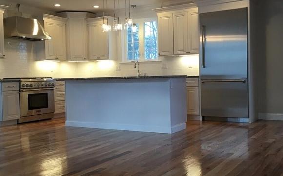 Bellingham Ma Kitchen Design
