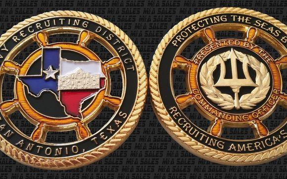 Navy Recruiting District Nrd San Antonio Commanding