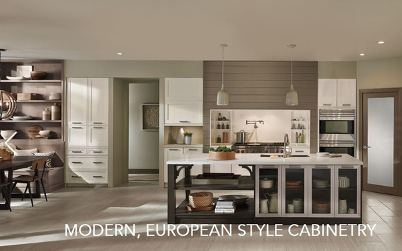 KitchenCraft Cabinets by Luna Kitchen and Bath in Seattle, WA ...
