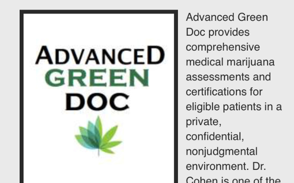 Marijuana Card at Advanced Green Doc by Advanced Green Doc in Chevy ...