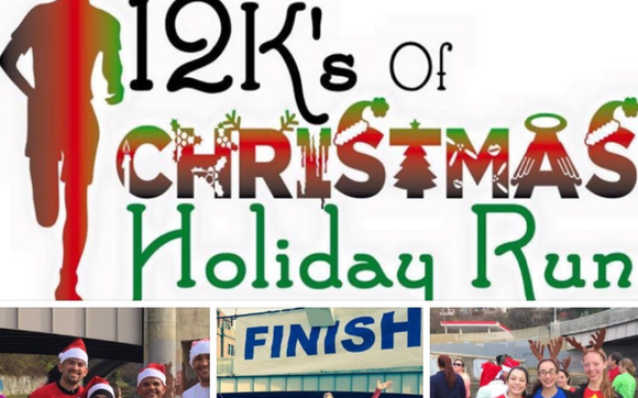 december 9 2017 is the 12ks of christmas holiday run each runner will get a free 30 gift card for signing up wwwdcrunningclubcom runitfast running - 12k Of Christmas