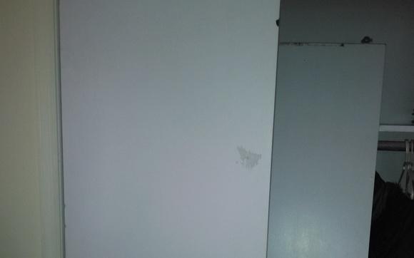 1453403264 closet door entry bedroom bathroom garage pantry attic basement patio den threshold frame carpentry contractor emergency service repair replacement installation maintenance improvement handyman plum