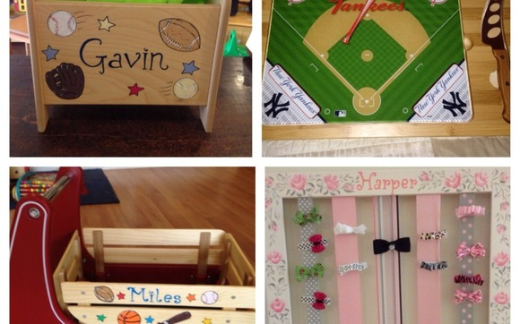Handcrafters livingston nj alignable hand painted and personalized gifts negle Choice Image