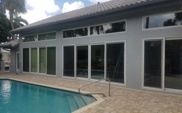 We Offer Hurricane Impact Replacement Windows Sluding Glass Doors
