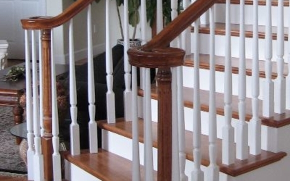Incroyable We Offer A Complete Line Of Stair Parts: Hardwood Handrails And Fittings,  Wood And Iron Balusters, Spiral Staircases, Stainless Steel And Cable  Balustrades, ...