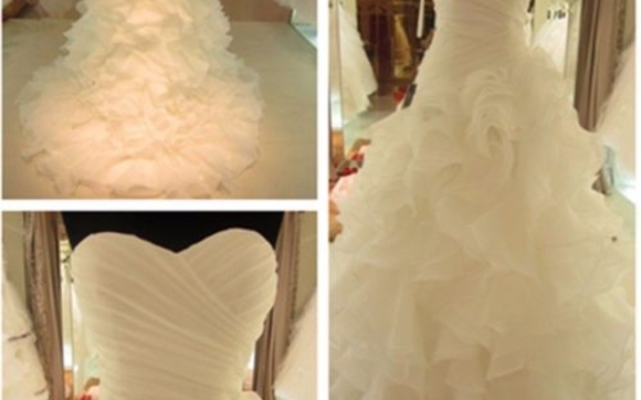 Wedding Dresses Have Size 6 8 10 12 14 16 18 20 Color White Ivory Flower Girls Dreses Age 2 To 13 Year Olds Bridesmaid Up