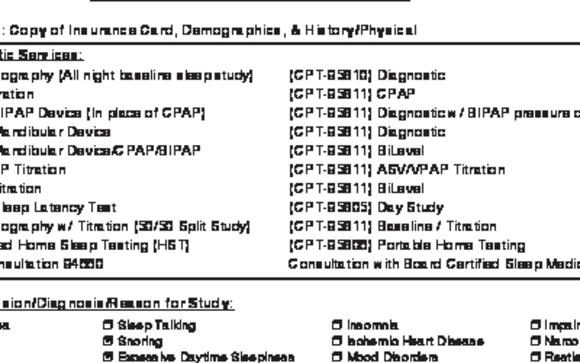 Sleep Testing And Treatment By The Sleep Apnea Girl Inc In Long
