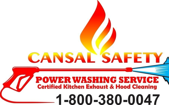 Kitchen Exhaust Fan & Hood Cleaning by Cansal Safety Inc in Fort ...
