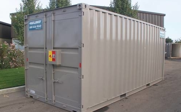 Storage container rentals by Haulaway Storage Containers in Phoenix
