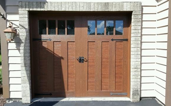 Clopay Garage Door Installation By Aa Garage Door In Hudson Wi