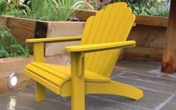 We Carry Lots Of Different Styles Of Adirondack Chairs, From Polywood,  Cedar Or Teak.