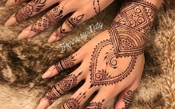Henna Jagua Tattoos By Henna By Naty In New York Ny Alignable