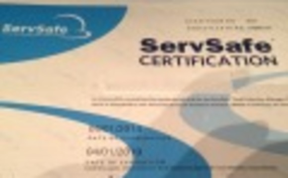 ServSafe Manager Training Course by Keep It Safe Philly in Upper ...
