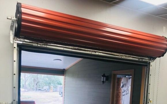 Roll Up Garage Door