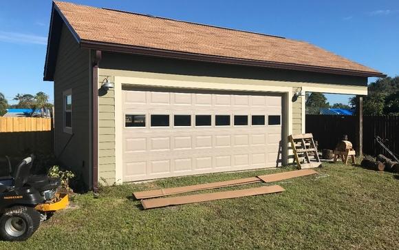 Garage Door Garage Door Install