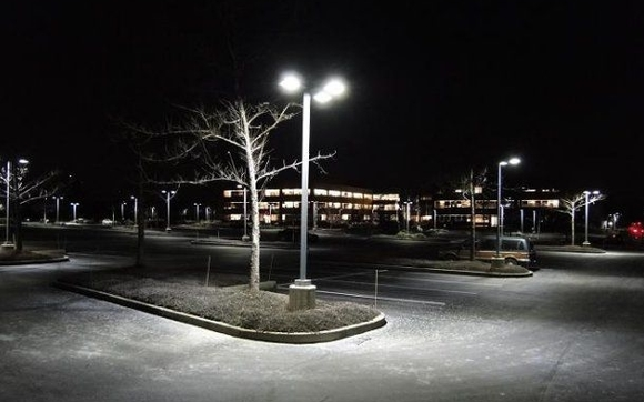 Led lighting retrofits for commercial buildings by eco mart inc led lighting retrofits for commercial buildings aloadofball Images