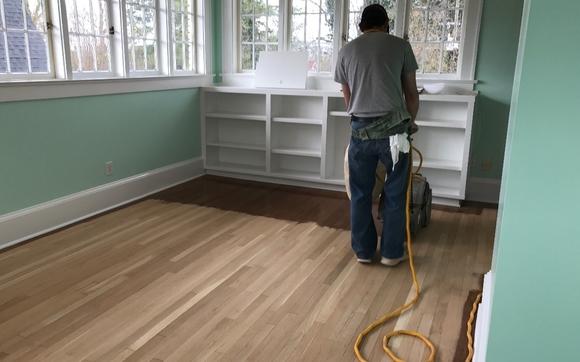 Hardwood Floor Sanding And Refinishing By Quality Floor Service Inc