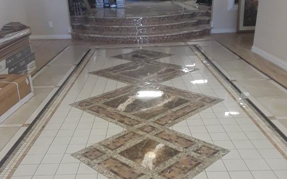 Wood, vinyl, laminate, and tile floors by Rockland Flooring in ...