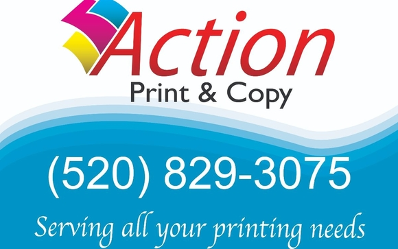Full color printing services by action print copy in tucson az full color printing from business cards to wide format and banners malvernweather Image collections