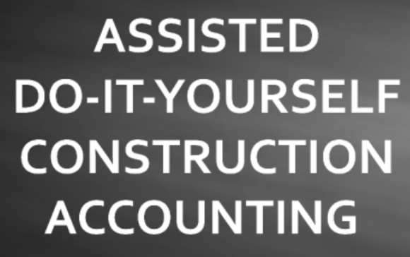 Do it yourself construction accounting by fast easy accounting in assisted do it yourself construction accounting welcome to fast easy accounting store where we believe contractors like you deserve to be wealthy because solutioingenieria Image collections