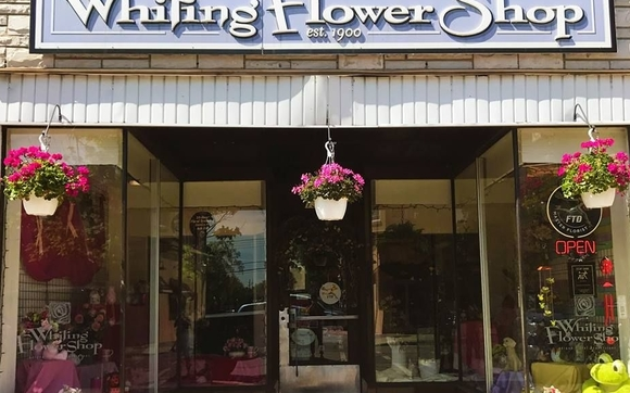 Full service florist by whiting flower shop in whiting area alignable floral arrangements for daily occasions as well as known for our specialty sympathy and wedding work corporate parties and events baby and bridal mightylinksfo Images