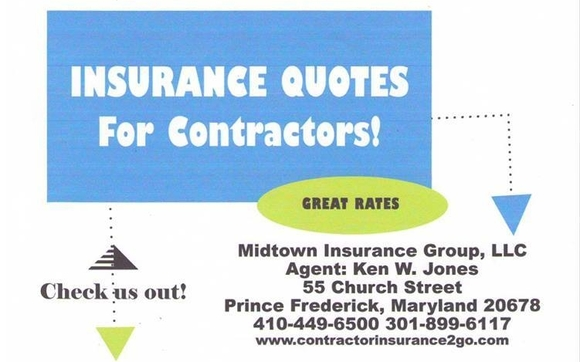 Erie Insurance Quote | Erie Insurance Agency By Midtown Insurance Group Llc 410 449 6500