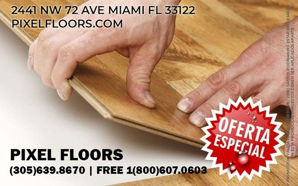 Laminate Wood And Wpc Flooring By Pixel Floors In Miami Fl Alignable