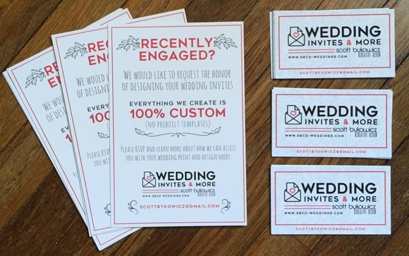 Custom printing by scott bykowicz creative design in hamburg ny 1521647060 blob business cards reheart Images