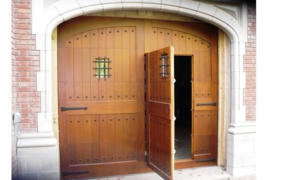 Wicket Door