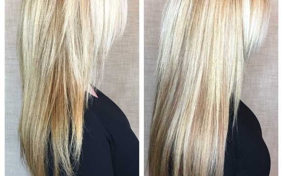 Certified 100 Human Hair Extensions Advanced Hair Color Balayge
