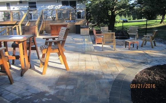 ICPI & NCMA Certified by Hunter Springs Landscape Artisans in ...