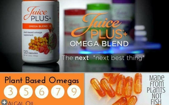 Image result for juice plus omegas