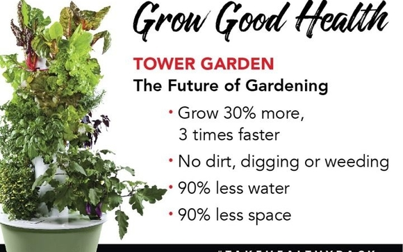 Contact Juice Plus+ And Tower Garden