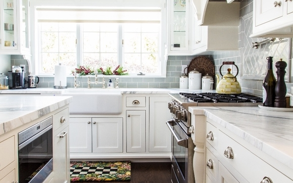 Custom Kitchen remodeling and cabinetry by Romber Works in Hudson ...