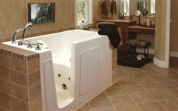 Bathroom Remodeling, Focused on Home Safety by A to Z Bath Solutions ...