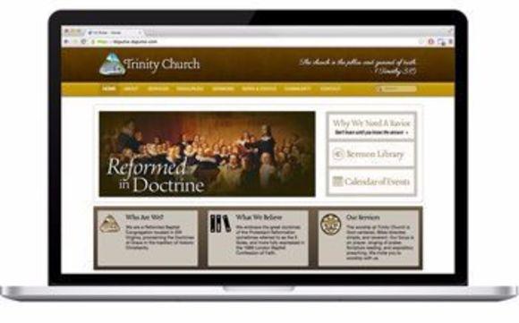 Reformed websites