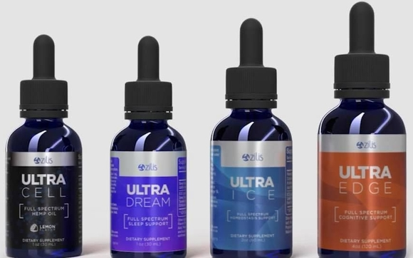 Ultracell Full Spectrum Water Soluble Hemp Oil By Zilis