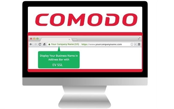 Comodo EV SSL - Display business name with green text by ClickSSL in ...
