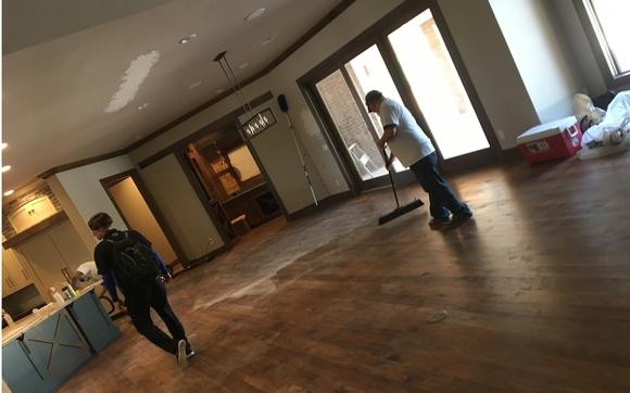 Blue Mop Clean Oklahoma City OK Alignable - Commercial flooring okc
