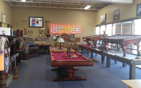 Contact Classic Home Billiards