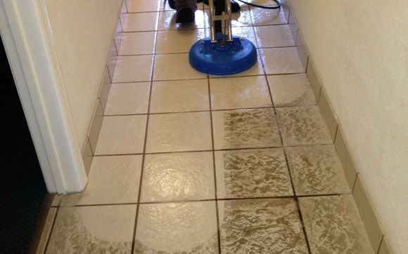 Tile Grout Cleaning By LifeStyle Cleaning Co In North Hollywood - Ceramic tile cleaning company